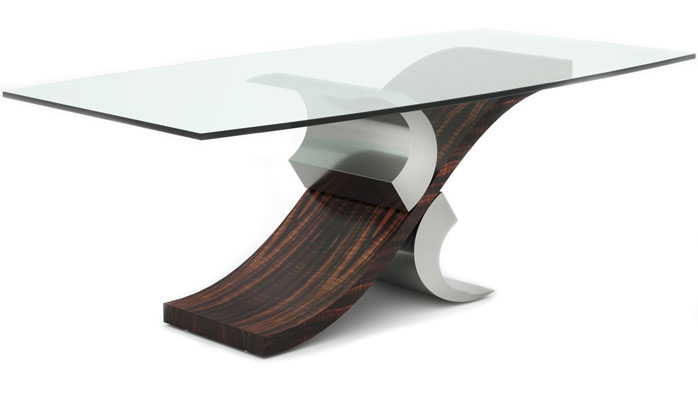 Maccassar Dining Table
